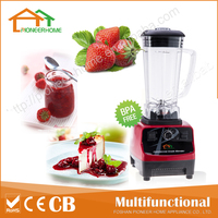 High Standard easy clean-up ice heavy duty commercial slow blender machine