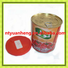 70-4500g canned tomatoes manufactures made tomato paste for the word