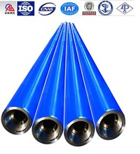 AISI 4145H geological drill rod/water well drill pipe/drill rod