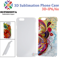 3D Sublimation Mobile Phone Case, Design your Own Style for iPhone 6/6S, 4.7 inch