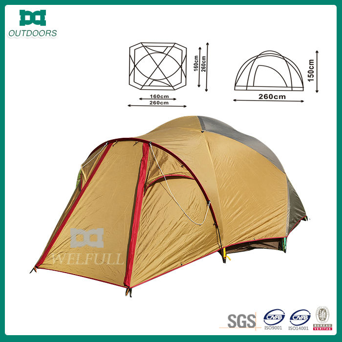 European style outdoor quick folding tent
