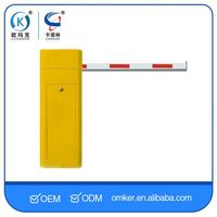 Over-Heat Protection High Quality Remote Controlled Parking Barriers