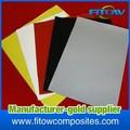 alta resistência material impermeável do silicone revestido de fibra de vidro pano