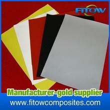 high strength waterproof material silicon coated glass fiber cloth