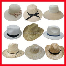 2015 Promotional Men's Straw Hat