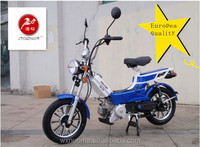 35cc good choice mini gas moped motorcycle from China, EEC approved gas moped bike