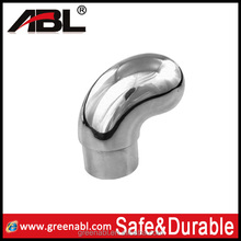 ABLinox fashion stainless steel 40mm end cap for handrail post