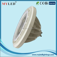 Narrow beam angle ar111 led lights gu10 g53 230v led ar111 lamp