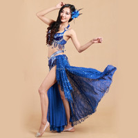 Original hand-made riental beaded belly dance outfits for performing