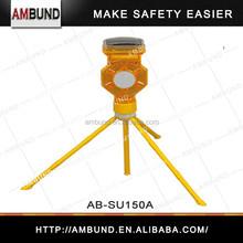Red Solar Warning Light /LED Barricade Strobe/Cone Light(AB-SU-150)