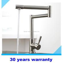 Small kitchen design/Bi-fold kitchen faucet Stainless steel 304