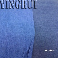 light chambray 100% cotton denim fabric in stock for shirting