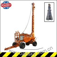 Small Rock Drilling Machine For Water Well