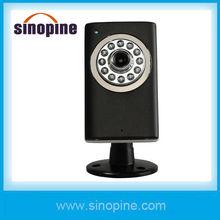 DIY Digital Wireless Wi-Fi Module IP Internet Spy Camera SD Card Video Recorder
