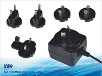 guangdong 24V 1A AC/DC Adapters & power Chargers with UL/CUL,RoHS approval