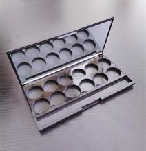 ES0205 12 Colors Eye Shadow black rectangular box
