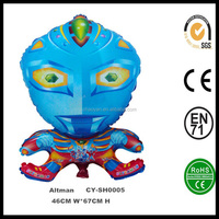 Wholesale Inflatable Ultraman Helium Foil Balloon,Ultraman Balloon Party Balloon