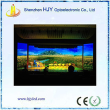 Full color P5 indoor animation software led display