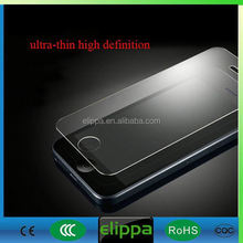 Promotional activity 2.5d tempered glass screen protector for iphone 5
