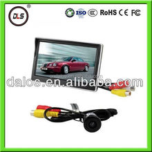 2015 Newest 3.5Inch,4.3inch,5inch,7 inch TFT LCD Car monitor TFT LCD Car Monitor with High brightness digital reversing