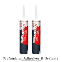 customize one component black glass silicone sealant