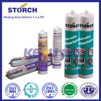 Structural Acetic cure silicone sealant, Auto windshield glazing