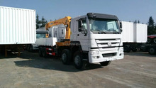 Chinese products truck mounted crane for transporting wood