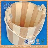 popular wood bucket kits