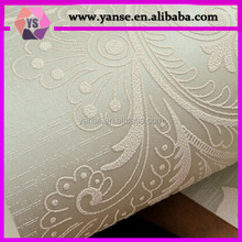 home wallpaper /3d wall panels/pvc pu leather stock lot