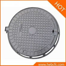 ductile iron manhole covers EN124/Cast Iron Manhole Cover price, Cast Iron Manhole Cover with Frame, Manhole Cover weight