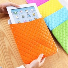 Korea style portable candy color tablet computer cover