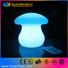 Mushroom Shaped Led Touch Sensor Night Light