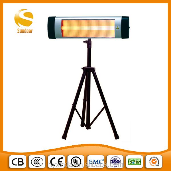 Infrared Quartz Tube Electric Heater - Buy Quartz Heater,Infrared