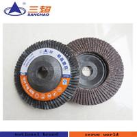 Metal Grinding Tool / Polishing Flap Disc for Metal