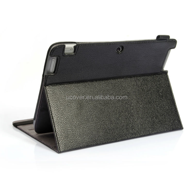 Leather case cover For HP Slate 10 HD,case for hp slate 10hd