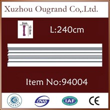 flexible pu cover wall skirting board