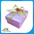 decoração de aniversário de papel caixa de papelão de embalagem caixa de presente