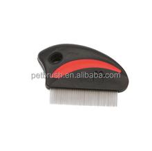 colorful pet lice comb