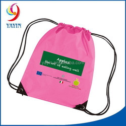 Wholesale Cheap Waterproof Small Cotton Drawstring Bag For Shoe