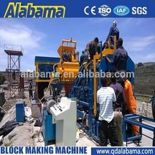 guardar el desgaste y desgarro productivo manual de la máquina del bloque