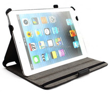 Utral Slim Smart Heat Setting Leather Case for iPad Air with Stand and Handstrap