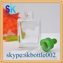 e liquid containers free rectangle bottle samples wholesale in China