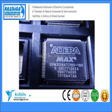 integrated circuit Best seller A54SX72A-2FG484 CPLD MAX 7000A Family 5K Gates 256 Macro Cells 126.6MHz 3.3V 144-Pin TQFP