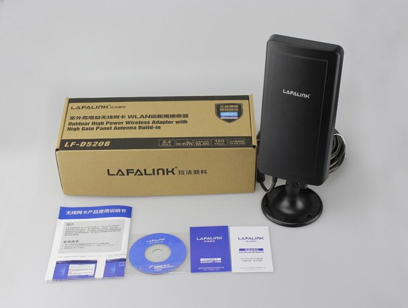 Сетевая карта LAFALINK USB 150Mbps Wifi 5 Dropshipping 150Mbps Outdoor High Power