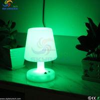 Flash LED light illuminate bright LED table lamp for good atmosphere