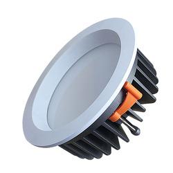 120 lm/W UGR<19 round recessed led downlight ceiling light