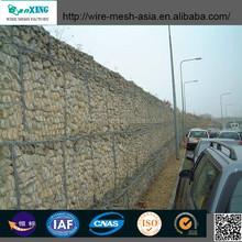 flood fighting stone cage/Gabion Wire Mesh