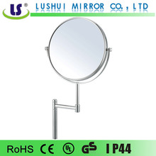 Fashion hotel bathroom square cosmetic mirror