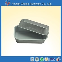 2015 hot selling aluminum foil container for airline food use