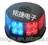 12V LUXURY PILLOW LEDMINIBAR ALARM ABSORD DOME STROBE WARING LIGHT FOR CAR (LV-815)